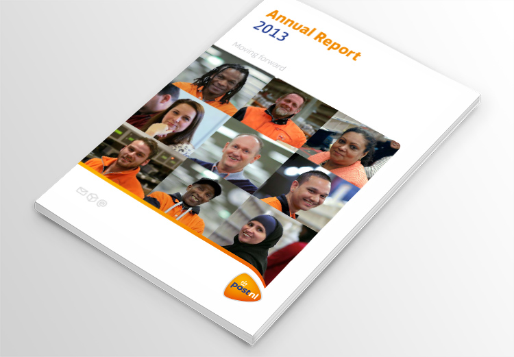 PostNL annual report