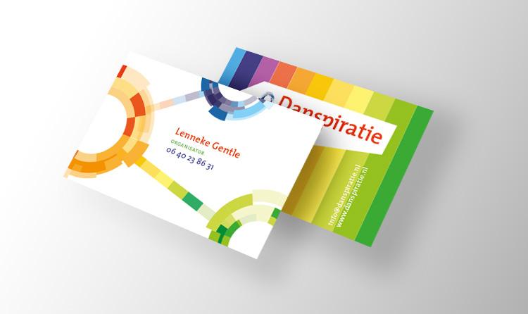 Dansen met een nieuw logo